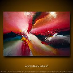 A personal favorite from my Etsy shop https://www.etsy.com/listing/185948682/large-abstract-painting-by-dan-bunea