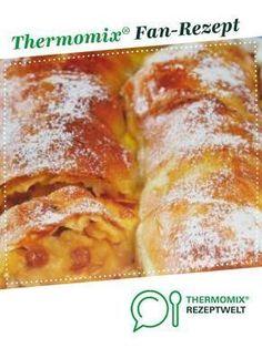 Apfelstrudel á la Oma von Damapali. Ein Thermomix ®️️ Rezept aus der Kategorie Backen süß auf www.rezeptwelt.de, der Thermomix ®️️ Community.