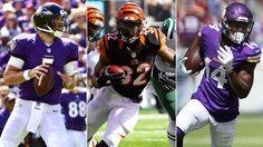 Fantasy football Start 'Em Sit 'Em: How to set your lineups for Week 2