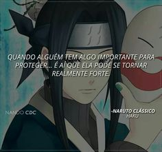 Naruto Frases ❤