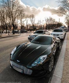 Aston Martin One77      @luxurylifestylemagazine