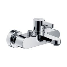 Hansgrohe Metris S Single lever bath and shower mixer for exposed installation no. 31460000