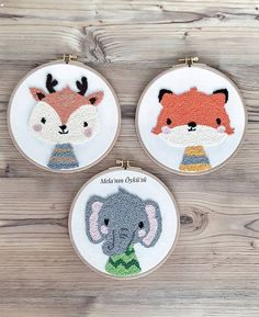Punch Needle Patterns, Anime Figurines, Embroidery Hoop Art, Bargello, Rug Hooking, Cool Things To Make, Art For Kids, Craft Projects, Diy And Crafts