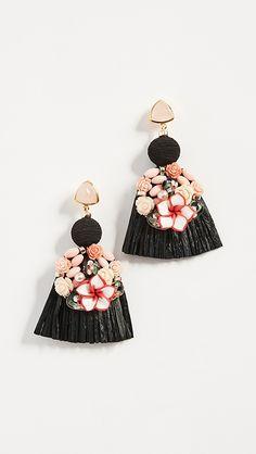 Lizzie Fortunato Dolce Vita Earrings | SHOPBOP