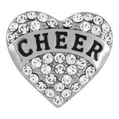 I Heart Cheer Snap. Basketball Mom, Hockey Mom, Volleyball, Soccer, My Heart, Heart Ring, New Me, Magnolia, Vines