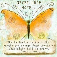 The word hope carries more meaning than we normally see in it. To help you never lose hope, here are the best hope quotes that have ever been said. Positive Thoughts, Positive Quotes, Motivational Quotes, Inspirational Quotes, Meaningful Quotes, Quotes To Live By, Great Quotes, Embrace Change Quotes, Happy Quotes