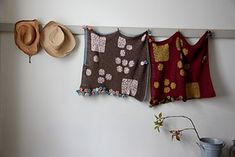 Double Dutch, A Collaboration: Susan Cropper of Loop, London & Kathryn Merrick Crochet Shawls And Wraps, Knitted Shawls, Knitted Blankets, Crochet Throws, Crochet Squares, Crochet Granny, Knit Crochet, Granny Squares, How To Purl Knit