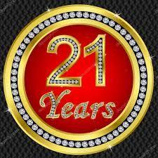 Anniversario Matrimonio 21 Anni.Pinterest