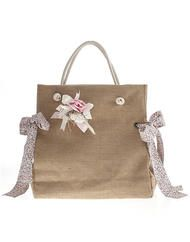 Μοντέρνα τσάντα βαπτιστικών Christening, Burlap, Reusable Tote Bags, Accessories, Box Packaging, Wraps, Packaging, Boxes, Hessian Fabric