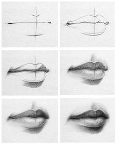 // boca labios //