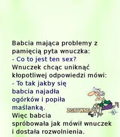 Na Zgrywne.pl zamieszczamy różnorodne treści, niekiedy poważne i takie z przymrużeniem oka, którymi możesz podzielić się ze znajomymi... Weekend Humor, Blouse, Funny, Youtube, Cookie, Funny Sayings, Blouses, Funny Parenting, Woman Shirt