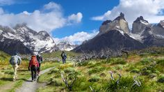 Chile connects 17 national parks with km Patagonia route - The Santiago Times Adventure Tours, Family Adventure, Adventure Travel, Tour Eiffel, Parc National Torres Del Paine, Empire State, Cap Horn, Patagonia Hiking, Girls Vacation