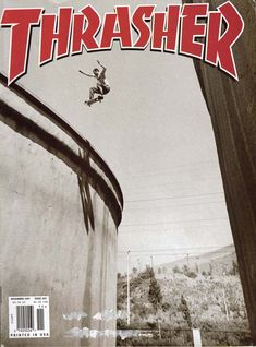 Jeremy Wray talks about getting banned from Thrasher, grinding up handrails and why Element isn't producing any more of his pro boards. Rock Poster, Poster Wall, Poster Prints, Photo Wall Collage, Picture Wall, Skate Photos, Magazin Covers, Thrasher Magazine, Skate Art