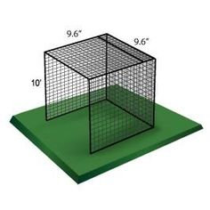 Turn your backyard into a driving range with this full size ...