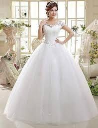 Resultado de imagem para vestido de noiva rodado 2016