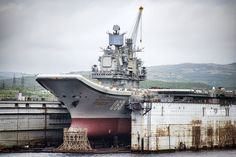 Russia's only aircraft carrier is a floating hell for the crew The War Zone, Soviet Navy, New Aircraft, Sea Of Japan, Armada, Submarines, Aircraft Carrier, Battleship, Fire
