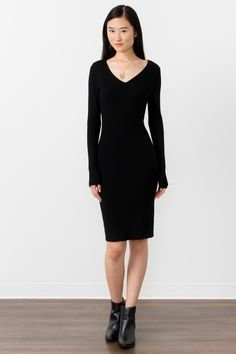 ebcdfae328d81 Need this Suzy Shier sweater dress