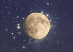 Full Moon & Hanuman Jayanti! (Vedic Astrology)