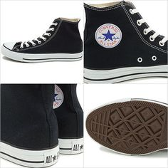mischief  Converse canvas all-stars higher frequency elimination CONVERSE  CANVAS ALL STAR HI black shoes - Purchase now to accumulate reedemable  points! 823e73209