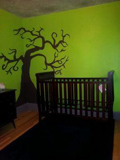 My Nightmare Before Christmas Inspired Nursery Baby Themesbabies