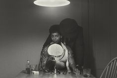 Carrie Mae Weems, Photographer and Subject - NYTimes.com . Sometimes photography is about the photographer as well as about the photographs -http://www.nytimes.com/2012/09/16/arts/design/carrie-mae-weems-photographer-and-subject.html?emc=tnt=y#