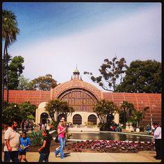 Balboa Park Botanical #Garden in San Diego