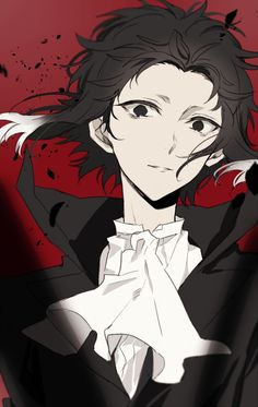 Damn you're hot as ever Akutagawa-