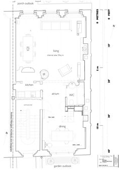 Elgin Crescent apartment by Andrew Pilkington