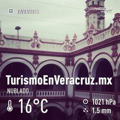 Un poco de #frio en #Veracruz #megusta http://www.Facebook.com/turismoenveracruzaventura #clima #Mexico #weather