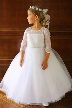 55e64945cad First Communion Dresses - First Holy Communion Dress