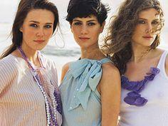Sommermode: Kleidung selber nähen und stricken - kostenlose Schnittmuster