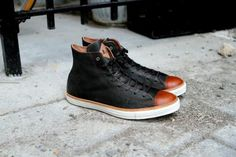 CONVERSE CHUCK TAYLOR PREMIUM HI BELUGA #sneaker