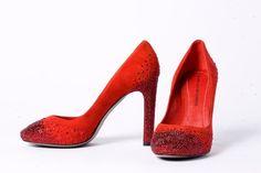 #DianeVonFurstenburg #RubySlippers