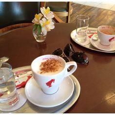 Julius Meinl- best chi latte in Chicago!