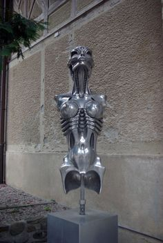 #H R Giger #Biomechanoid