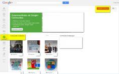 Neu auf Google+  - Communitys: das Gegenstück zur Facebook-Gruppe