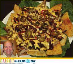 Original BBQ nachos