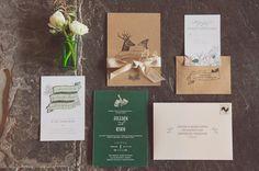 Ralph Lauren meets Downton Abbey Vow Renewal via GWS Green Wedding Invitations, Wedding Invitation Inspiration, Wedding Invitation Design, Wedding Stationary, Wedding Inspiration, Invites, Elegant Invitations, Invitation Suite, Wedding Art