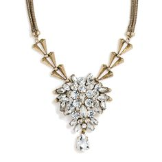 Clear Choice Necklace In Avon ~mark Catalog Campaign 6 Fashion Accessories, Fashion Jewelry, Fashion Necklace, Avon Mark, Avon Fashion, Bold Necklace, Faux Stone, Gifts For Wedding Party, Photo Jewelry