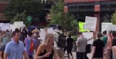 White Libtard 'Allies' Try to Stage Black Lives Matter Day of Rage, Fail Miserably (VIDEO)