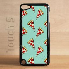 Fits Apple iPod Touch 5th Gen Yummy Cheese Cheesy Pizza Slices Cheezy Case Cover | eBay