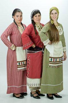 Κυπριακές παραδοσιακές φορεσιές / Cyprus # Anastero Costumes