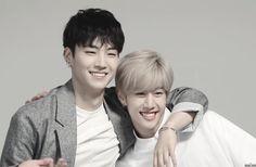 JB and Mark