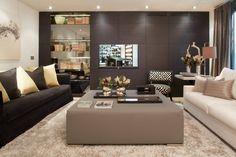 Molins interiors // arquitectos de interiores - salon - living room