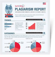 Turnitin - online assessment tool for collecting papers, providing feedback, plagiarism check