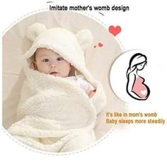 Baby Head, Baby Warmer, Swaddle Blanket, Baby Crafts, Baby Fever, Future Baby, Bag Storage, Baby Items, Baby Kids