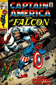 COMIC_captain_america_128 #comic #cover #art