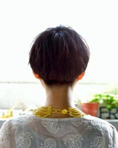 クールマッシュショート FRAGMENT (フラグメント) 美容室・美容院 - ヘアカタログLucri(ラクリィ) 最新のヘアスタイル・髪型情報を紹介