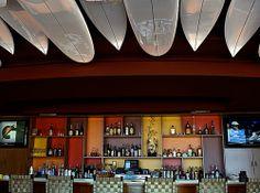 Aquarius restaurant, Santa Cruz. Great oceanfront dining.  Try the scallops. 175 West Cliff Drive  Santa Cruz, CA 95060  (831) 460-5012