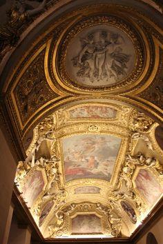 #Art #Louvre #Old